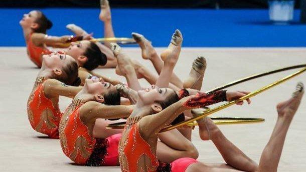 """28-er Internationale Wettbewerb für rhythmische Gymnastik """"Der Preis Ihrer Majestät Königin Margarita von Bulgarien"""""""