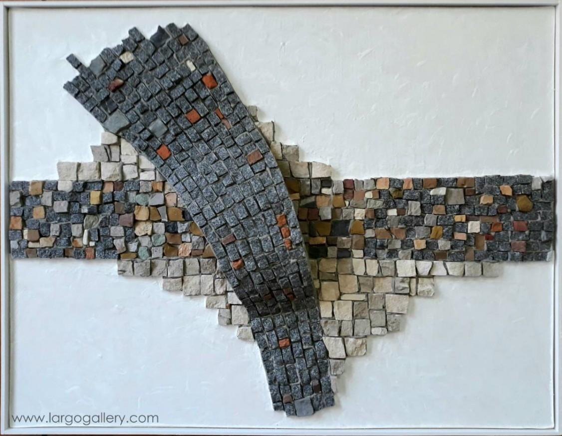 Градът- изложба-мозайка