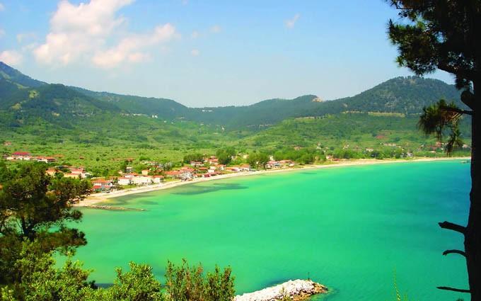 Автобусна екскурзия в Гърция : о-в ТАСОС - КАВАЛА – АЛЕКСАНДРУПОЛИ, от Варна и Бургас