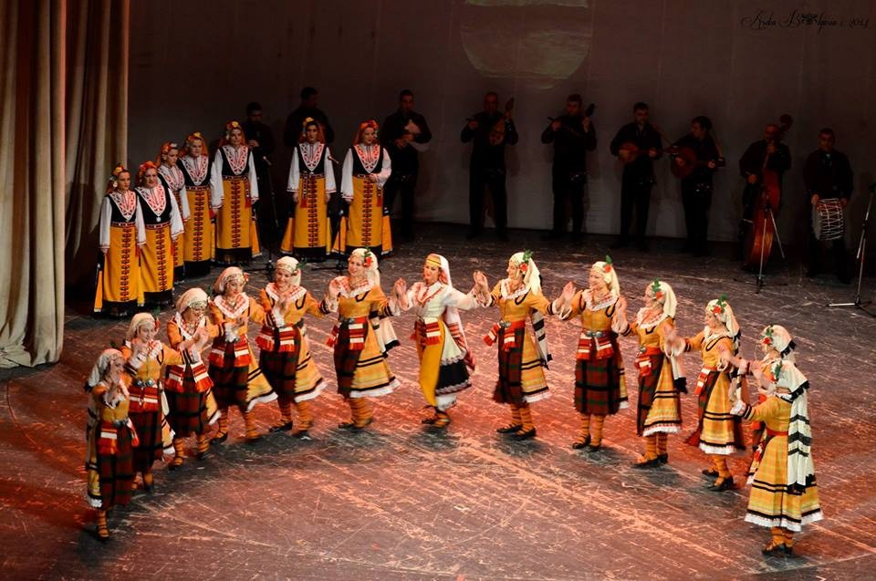 Bulgarian folklore concert