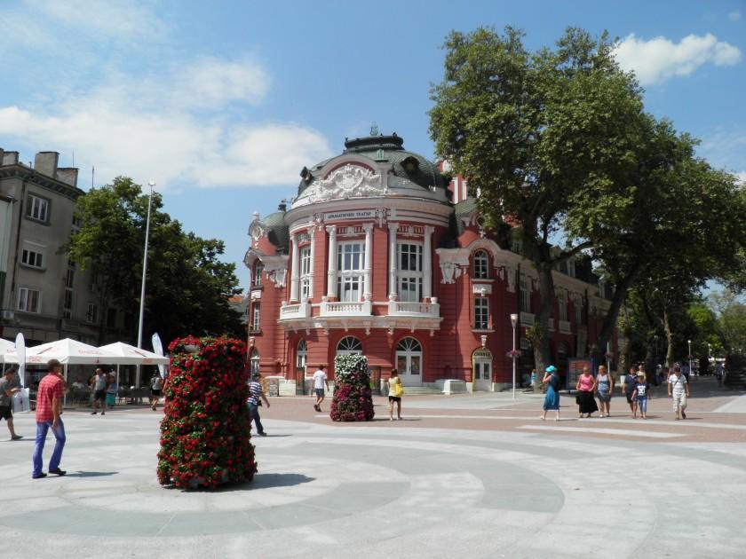 Guide bulgaria *** town varna.