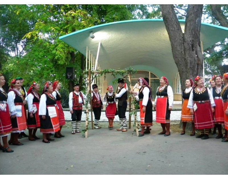 Концерти на сцена Раковина