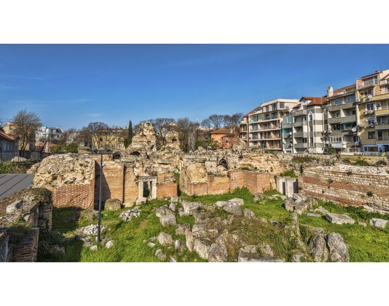 Thermes romains (IIe – IIIe s. apr. J.-C.)