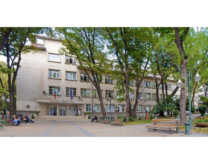 """Medical University """"Prof. Dr. Paraskev Stoyanov"""" – Varna"""