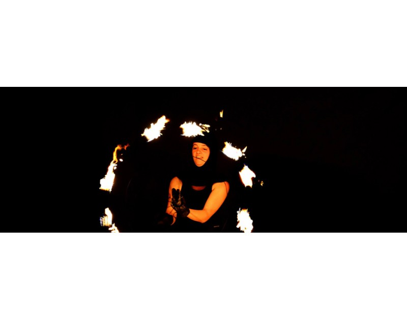 Почувствай огъня - интерактивен огнен хепънинг за любители от всички възрасти