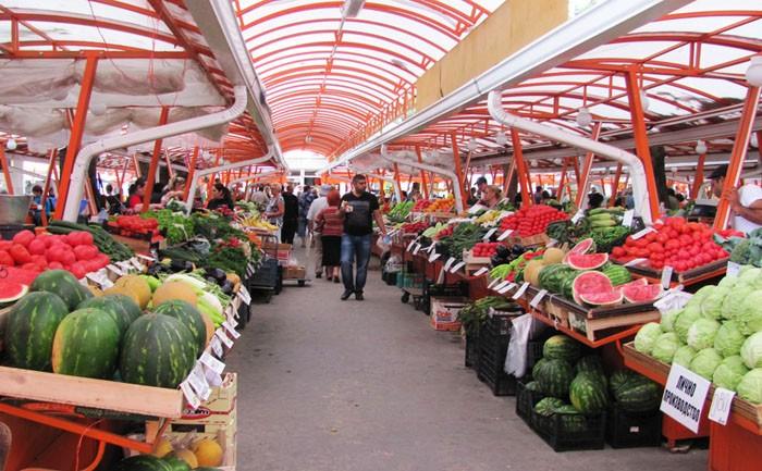 Pazar Centralen Visit Varna Oficialen Turisticheski Gajd Na