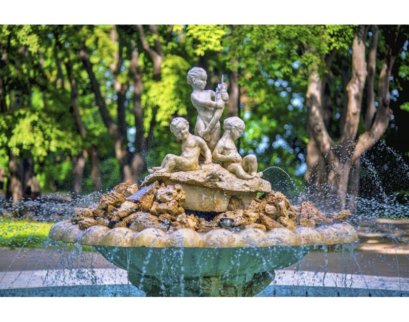 La fontaine des Sirènes
