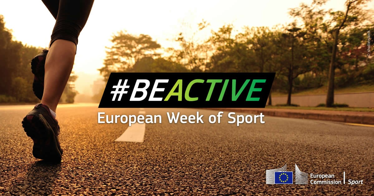 European week of sport #BeActive