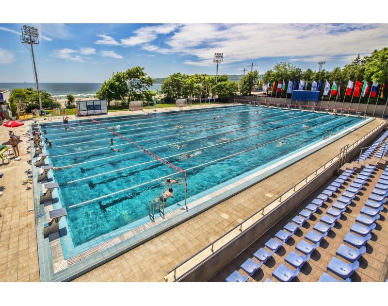 Swimming complex Primorski