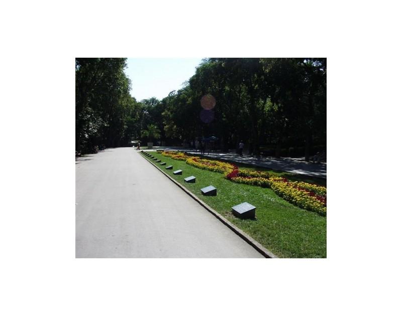 Алея Паметни за България места