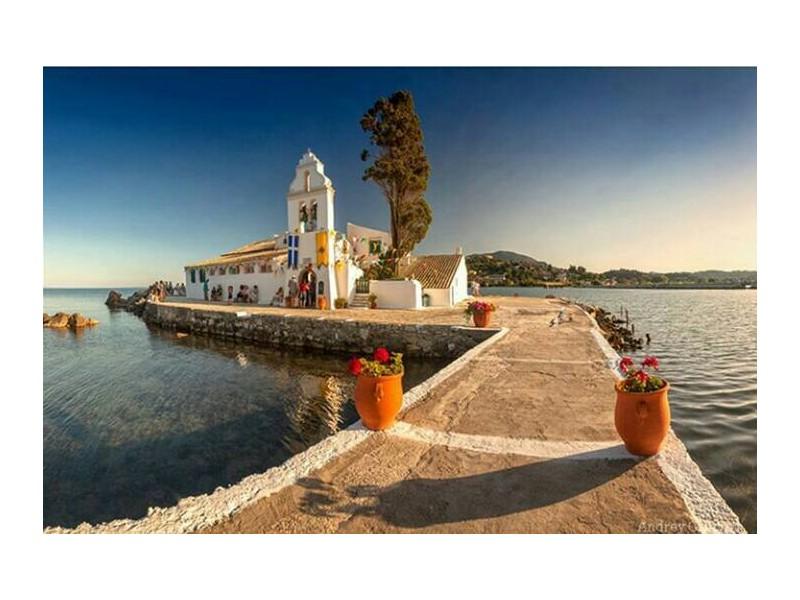 Екскурзия Корфу 23.05-28.05.2018-3нощ.От Варна Потвърдена