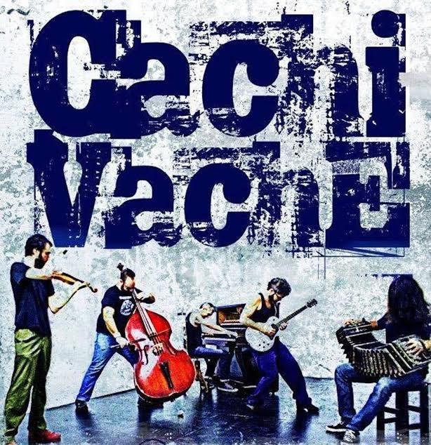 Аржентински танго оркестър! El Cachivache Quinteto