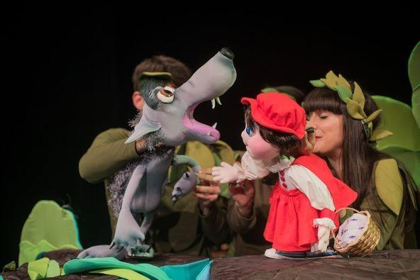 Performances 03.04 - 04.04 Théâtre de marionnettes d'État de Varna