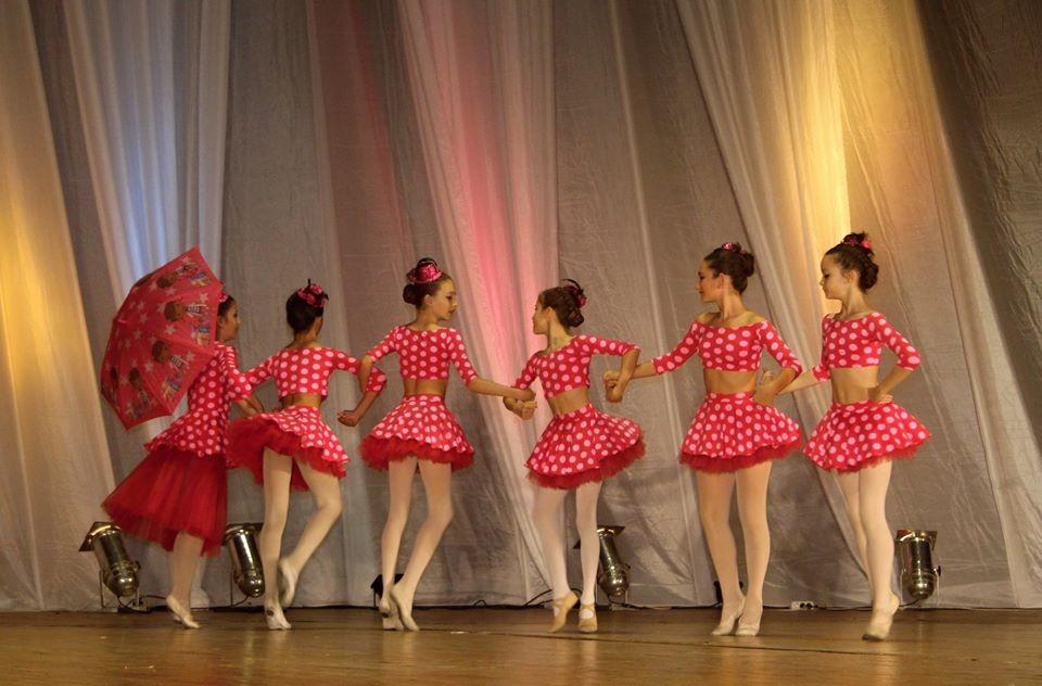 """XXII Национален конкурс """"Празник на танца"""""""