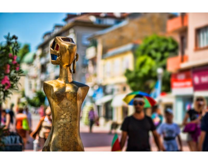 Скулптура Разходка