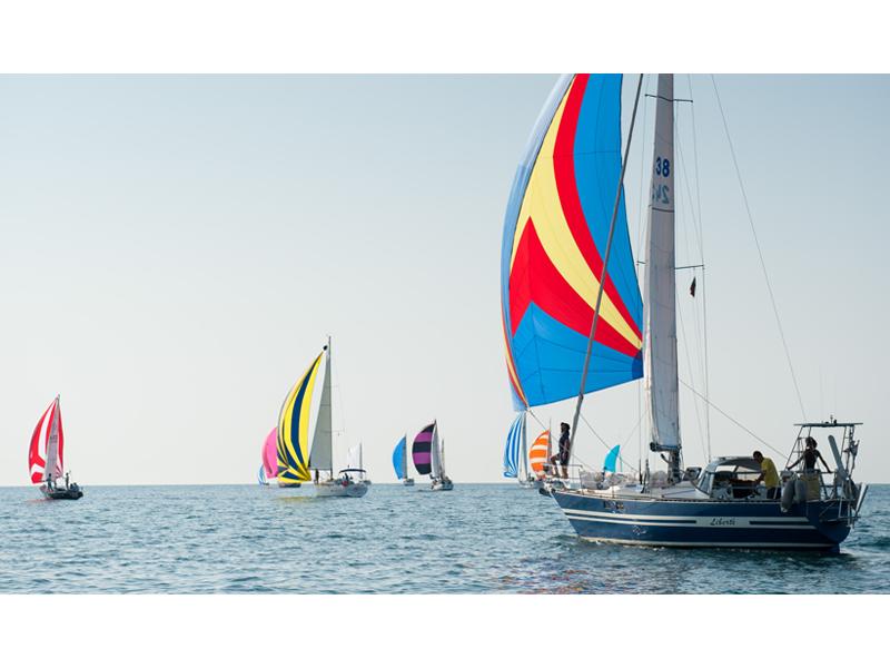 International regatta Cor Caroli 2018