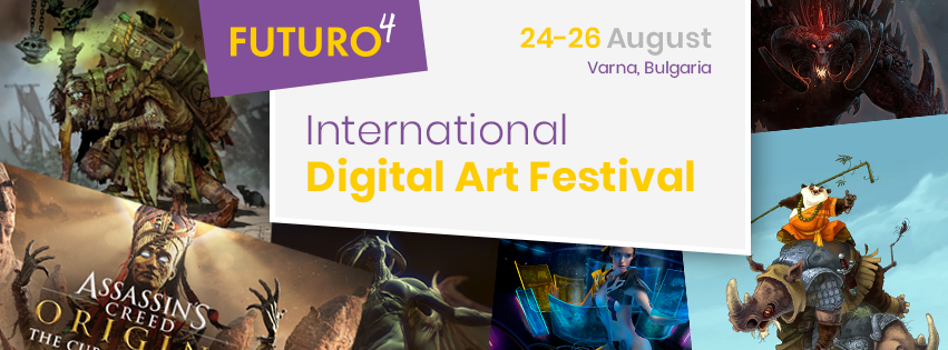 International Digital Arts Festival FUTURO 2018