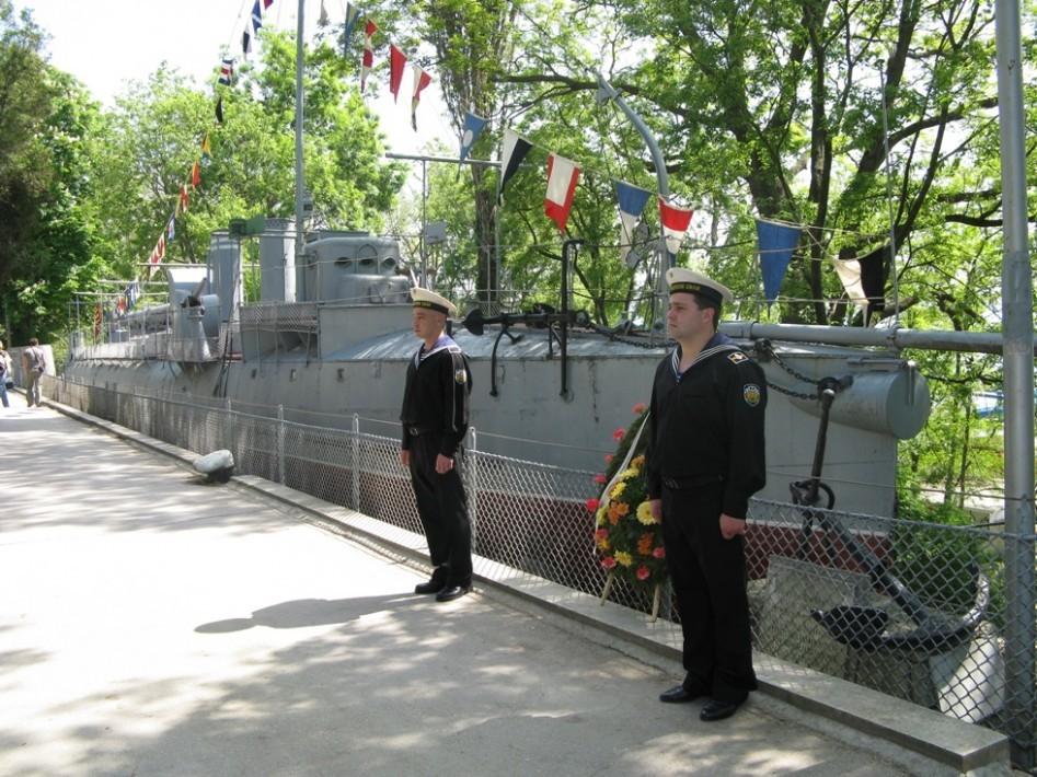 140 години от Освобождението във Военноморски музей