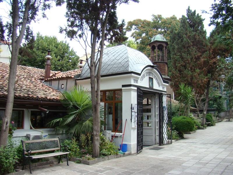 Biserica Ortodoxă Sfânta Maria Panagia