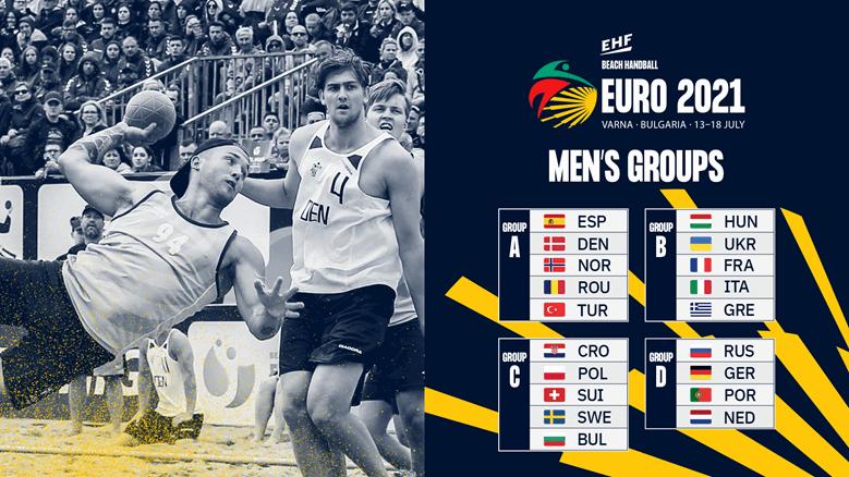 Европейско първенство по плажен хандбал за мъже и жени