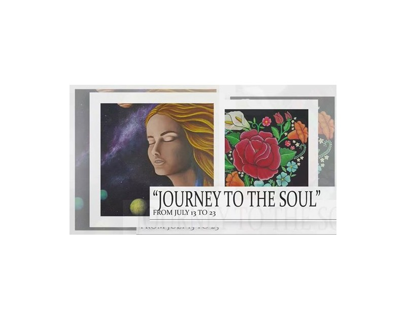 Journey To The Soul - exhibition by Pierina Montiglio