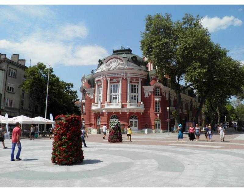 Varna State Opera live musical performances