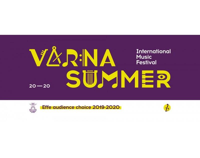 Международен музикален фестивал Варненско лято 2020 - Основна програма