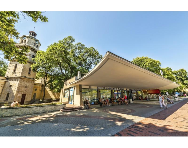 Промени в организацията на работния процес на Туристически информационен център - Варна