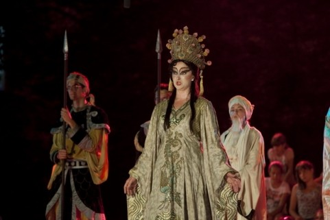 Турандот - опера