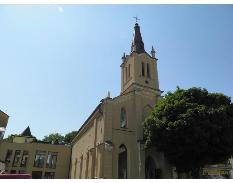 Католическа църква Непорочно зачатие на Св. Дева Мария