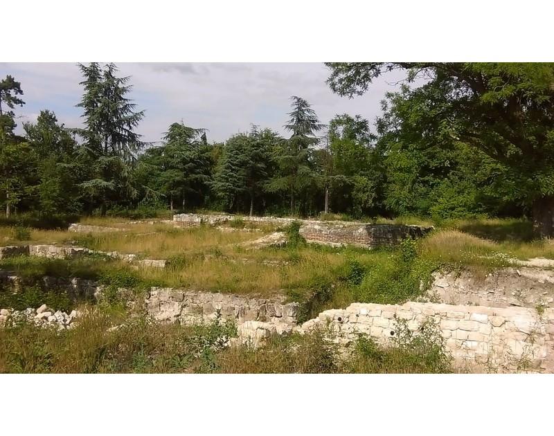 Раннохристиянска базилика м-ст Джанавара