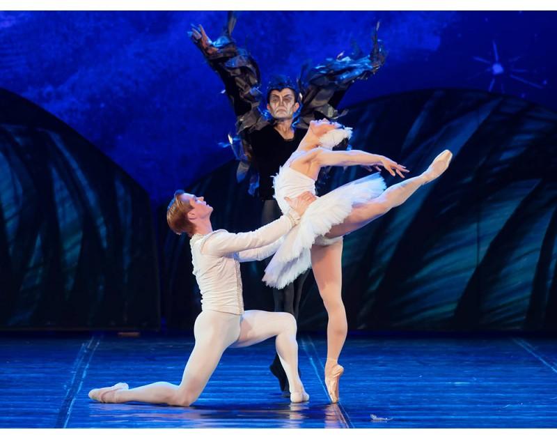 Лебедово езеро - балет от Чайковски
