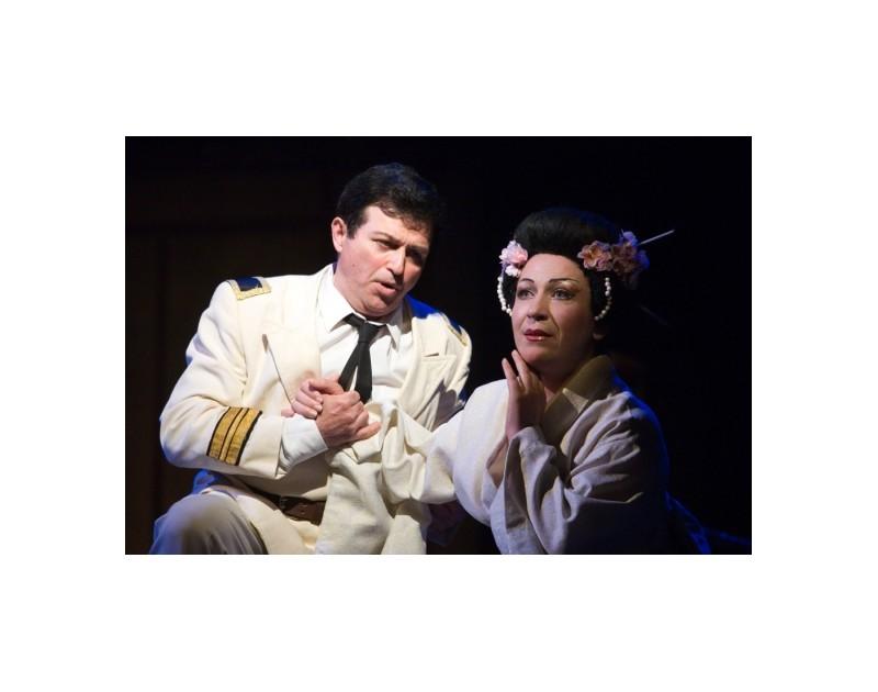 Мадам Бътерфлай - опера