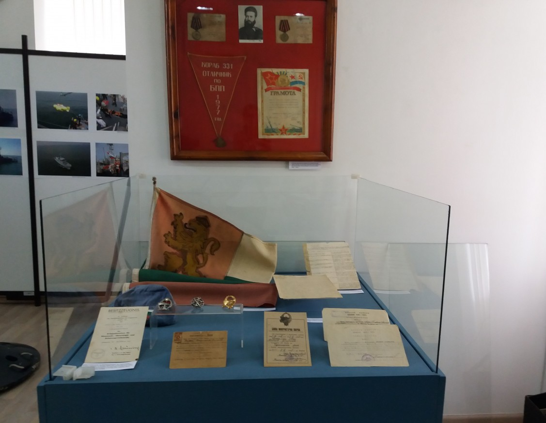 """50 години Трети дивизион противоминни кораби – наследници на славни традиции"" - изложба"