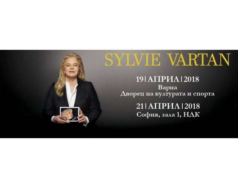 Sylvie Vartan à Varna