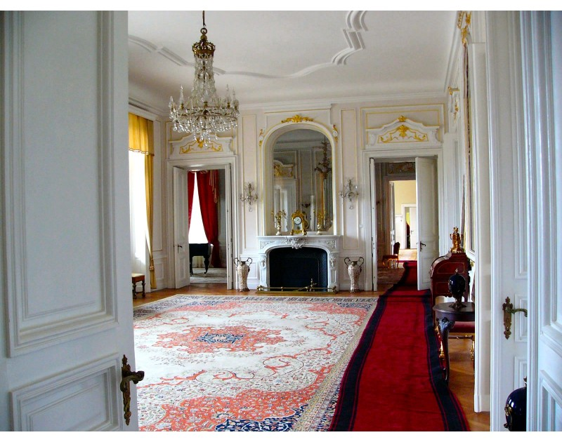Резиденция Евксиноград - балната зала