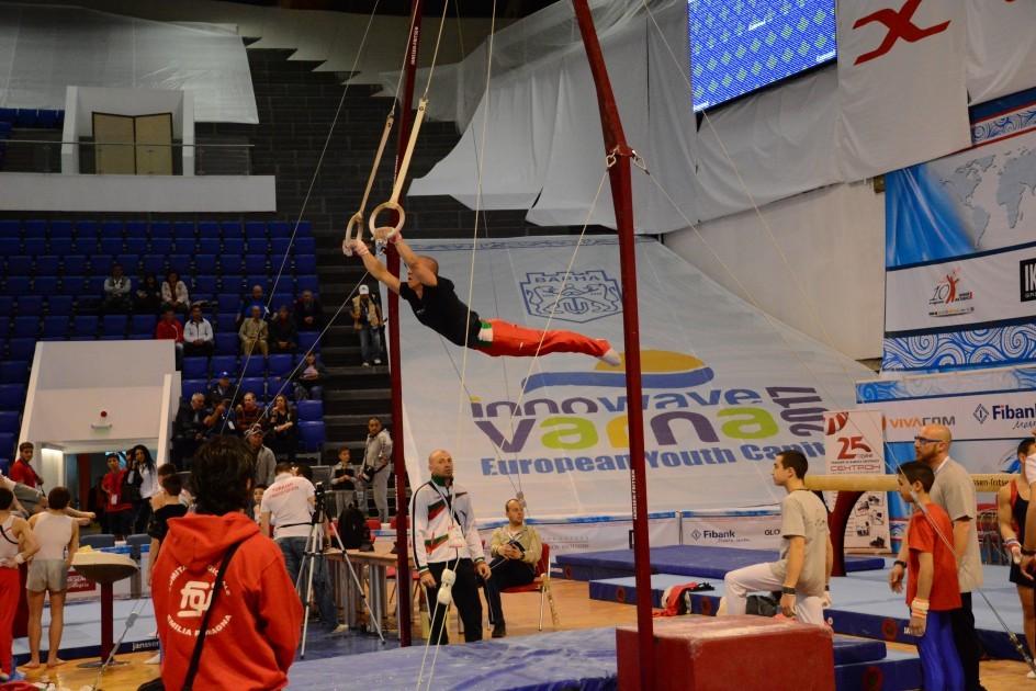 Чемпионат мира по гимнастике