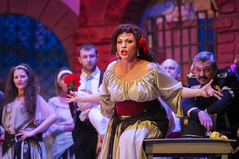 Кармен - опера в четири действия