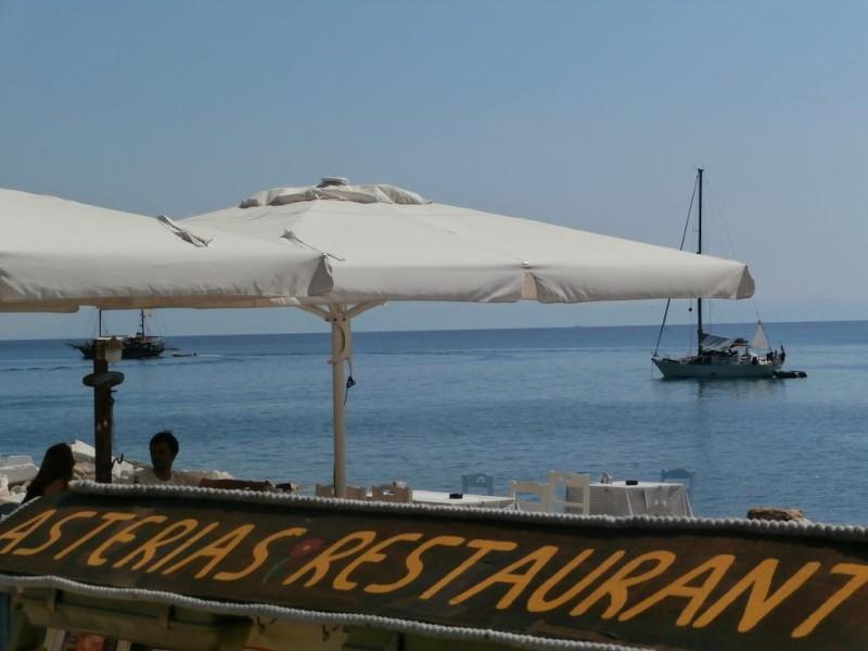 Септемврийска почивка на остров Тасос, хотел Asterias 2+*