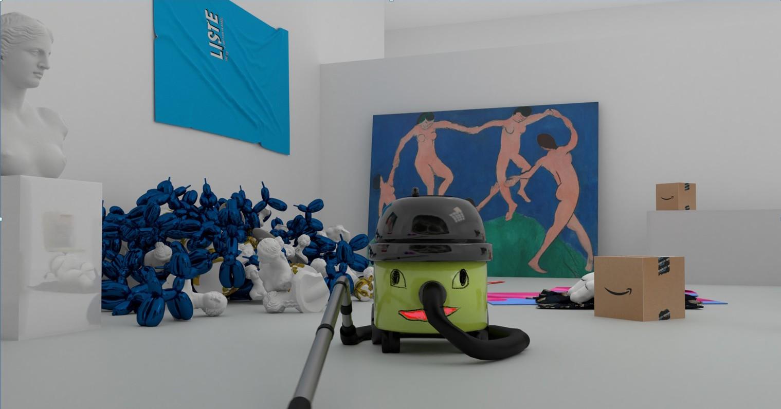 """""""Kunst – Art"""" - изложба на Марина Генова"""