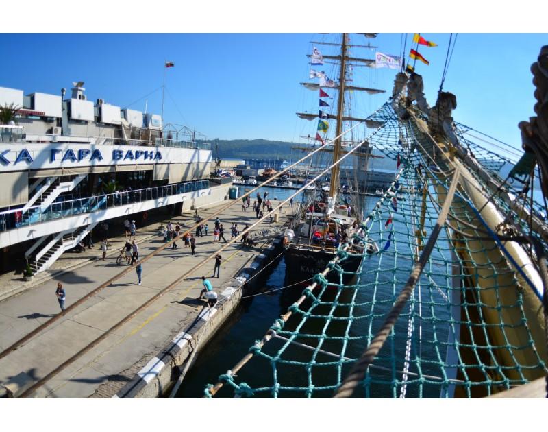 Der Hafen Varna