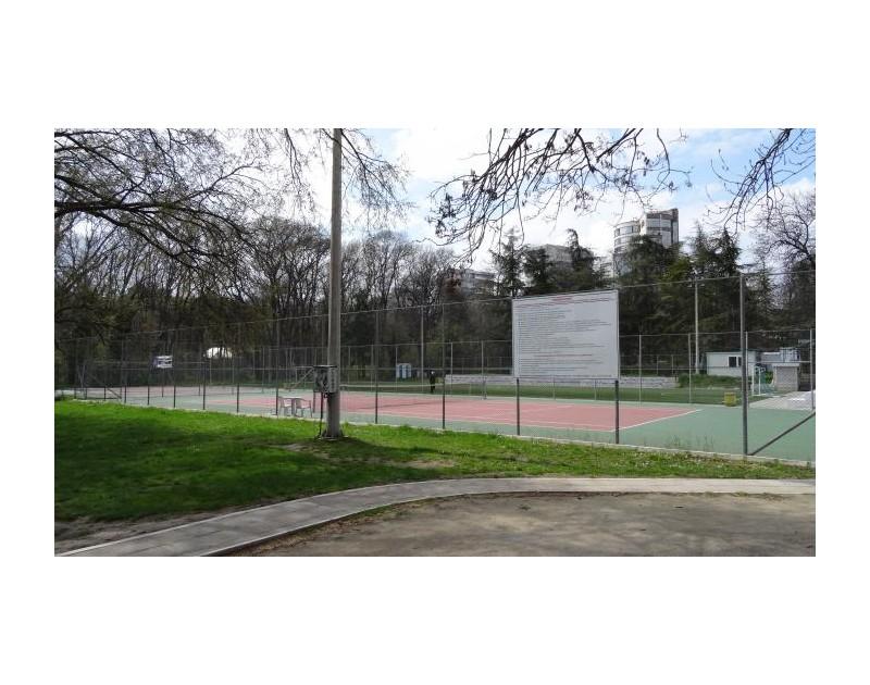 Sportkomplex Meeresgarten