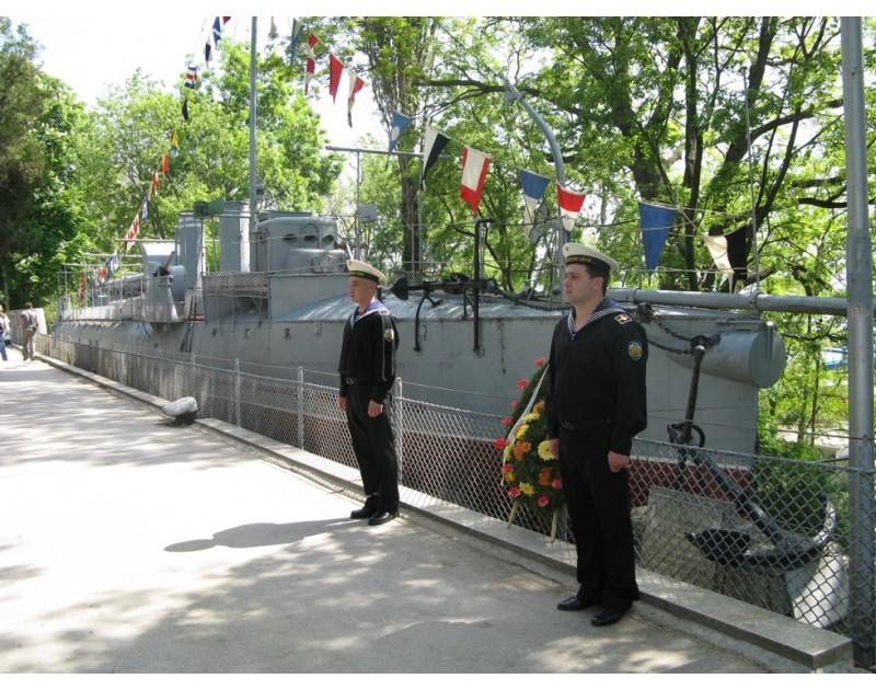 Военноморски музей - торпедоносецът Дръзки