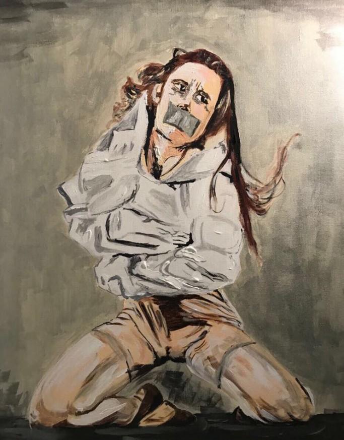 Лица, изложба - живопис