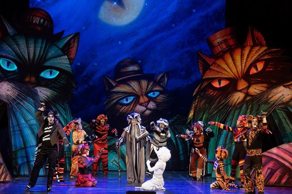 Katzen- Musical von Andrew Lloyd Webber