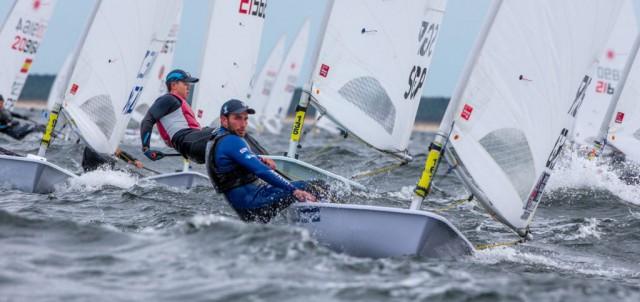 Segel - Europameisterschaft - Klasse Laser 2021