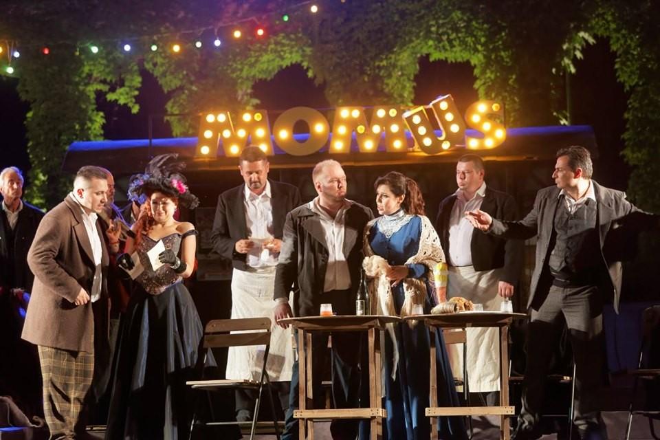 Бохеми- опера