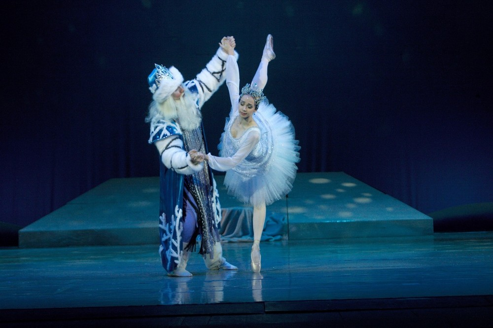 The Snowflake- ballet