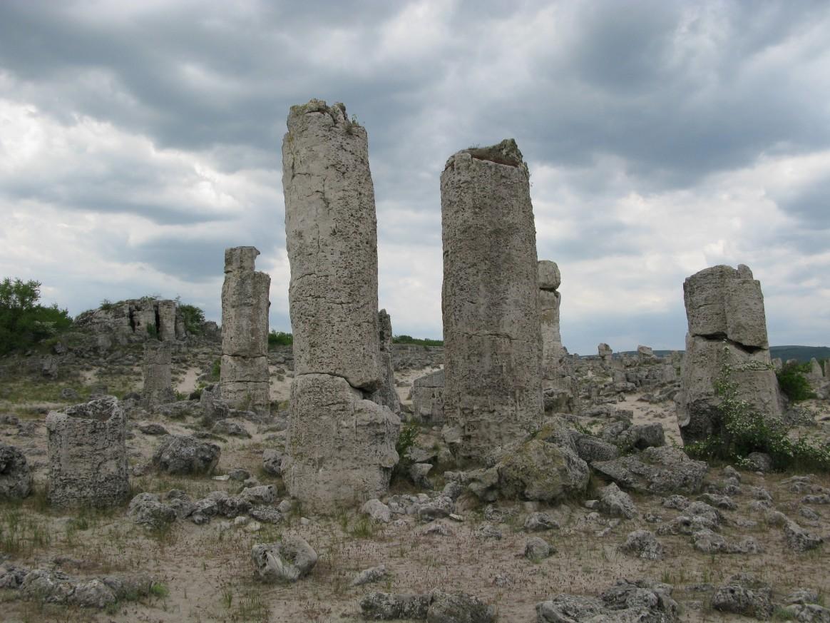 Побити камъни / Stone Forest Varna