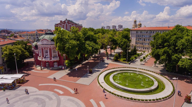 площад Независимост - Варна